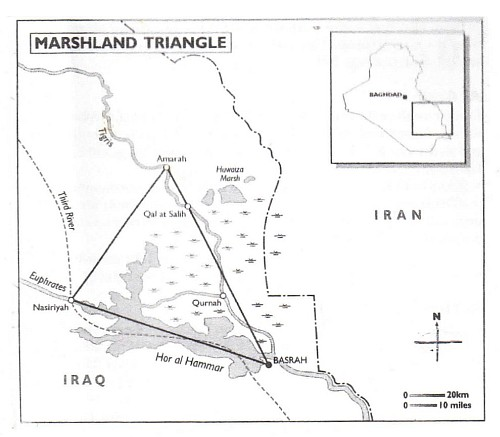 Saddam's Killing Fields: The Destruction of the Marshlands of Southern Iraq