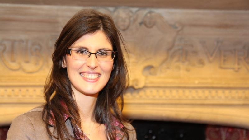British enough. Liberal Democrat MP for Oxford West and Abingdon Layla Moran.  (Courtesy of Layla Moran)