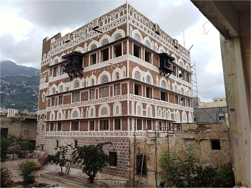 A struggle for survival. The National Museum in Taiz after restoration. (Karen Dabrowska)