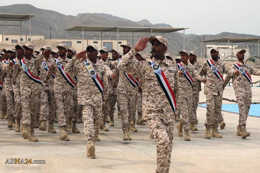 STC military parade on Socotra