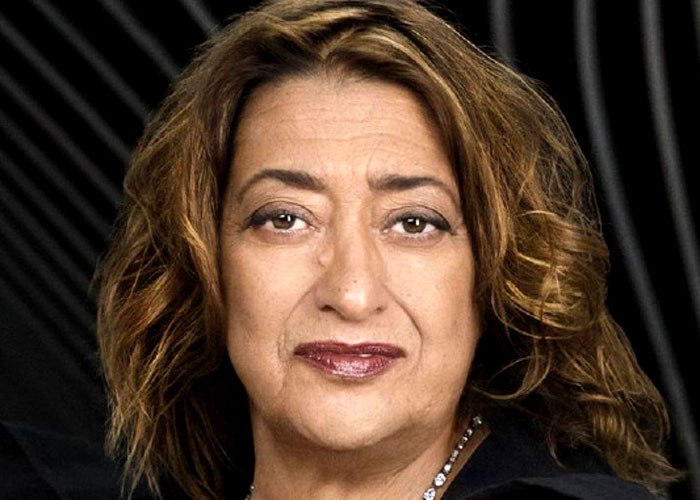 Zaha Hadid: 'I have always been interested in the concept of fragmentation and with ideas of abstraction and explosion.'